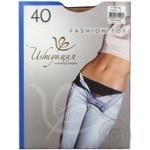 Колготи жіночі Інтуіція Fashion Top 40 3 vizone