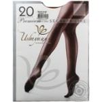 Колготы женские Интуиция Secret Line Premium 20 den 3 телесный