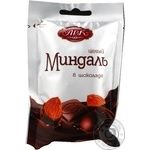 Цукерки Мигдаль в шоколаді АВК 45г