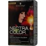 Фарба для волосся Nectra Color 468 Шоколадний каштановий