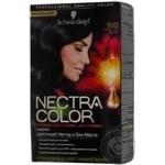 Фарба для волосся Nectra Color 100 Чорний