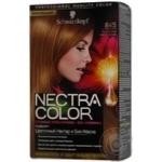 Фарба для волосся Nectra Color 845 Золотистий світло-русявий