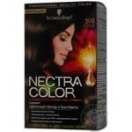 Фарба для волосся Nectra Color 500 Каштановий