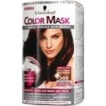 Фарба стійка для волосся Color Mask 368 Вишневий Каштановий 145мл