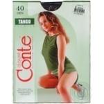 Conte Tango Women's Tights 20 den 2 mocca