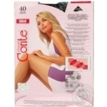 Tights Conte Solo nero polyamide for women 40den 5size - buy, prices for Novus - image 3