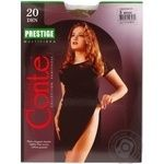 Tights Conte Prestige bronze polyamide for women 20den 3size - buy, prices for Novus - image 2