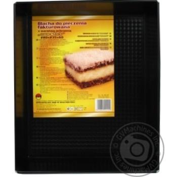 Sheet pan black for baking - buy, prices for Novus - image 3