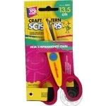 Ножницы Cool for school с фигурными лезвиями для аппликации