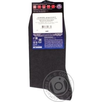 Носки мужские Diwari Classic темно-серый размер 29 - купить, цены на СитиМаркет - фото 2
