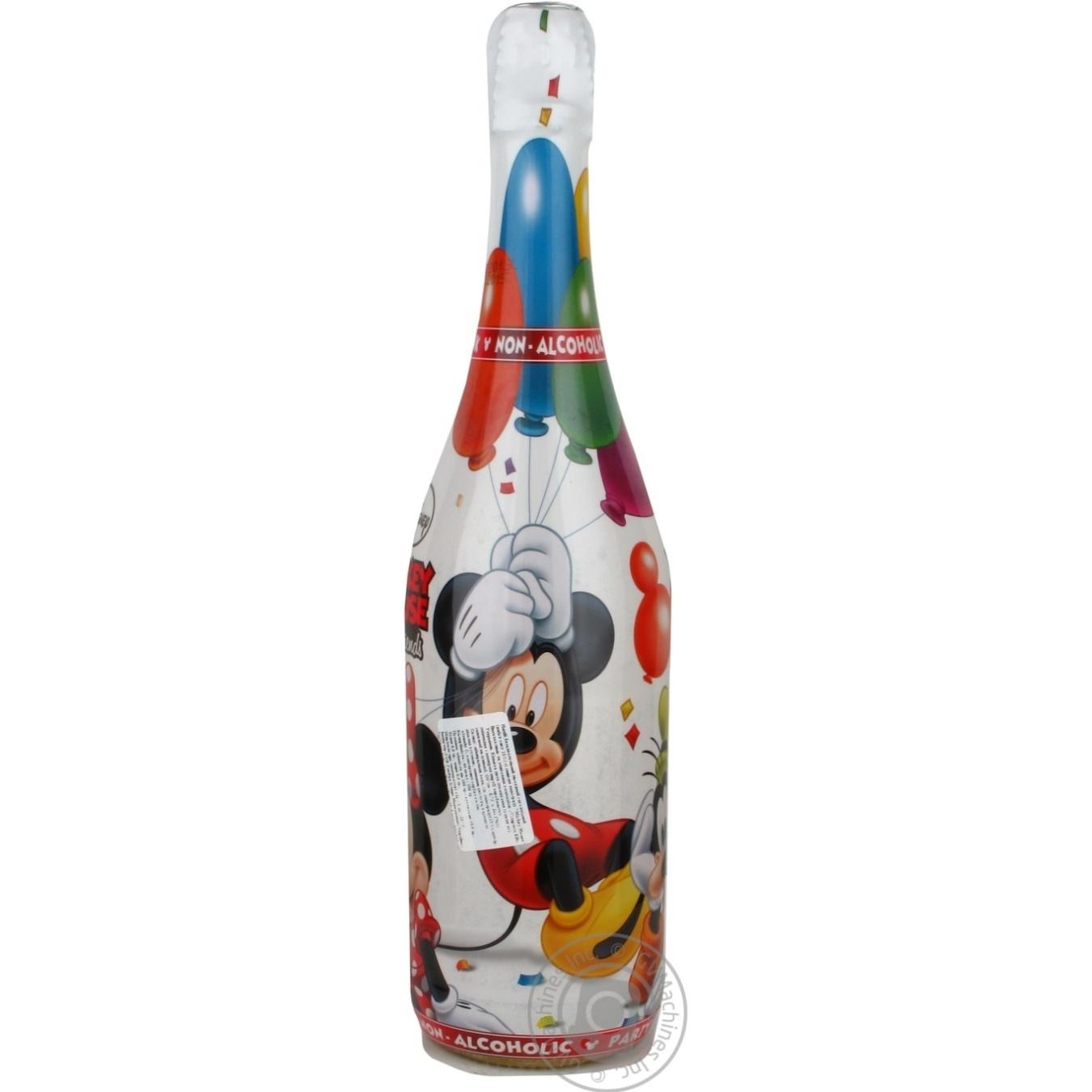 Шампанское детское Vitapress Микки Маус 0,75л