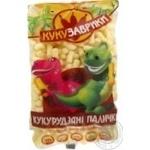 Палочки кукурузные Кукузаврики сладкие неглазуров. 150г