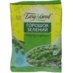 Vegetables pea Easy and good green 400g Ukraine