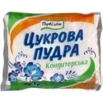 Powdered sugar Pervocvit for baking 200g Ukraine