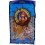 Snack Zolota rybka Succinic pepper salted dried 35g