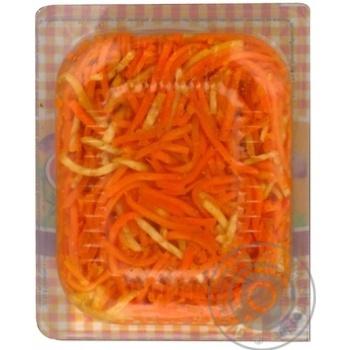 Салат Гринвиль Морковь по-корейски с сельдереем - купить, цены на Novus - фото 3
