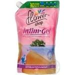 Гель для інтимної гігієни Flower Shop антибактеріальний 900мл