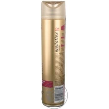 Лак для волос Wellaflex Классик суперсильная фиксация 250мл - купить, цены на СитиМаркет - фото 4