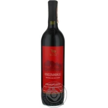 Вино Koncho&Co Verdzi Kindzmarauli красное полусладкое 13% 0,75л