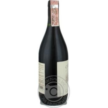 Вино Cuvee Du Plaisir Rouge Sec червоне сухе 11% 0,75л - купити, ціни на Novus - фото 3