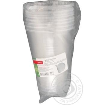 Set Marka promo plastic 10pcs 500ml - buy, prices for Novus - image 1