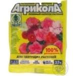 Добриво мінеральне для квітучих рослин Агрикола пак.25г 200 шт/кор 04-061