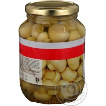 Mushrooms cup mushrooms Marka promo pickled 450g glass jar - buy, prices for Novus - image 4