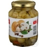 Mushrooms cup mushrooms Marka promo pickled 450g glass jar - buy, prices for Novus - image 3