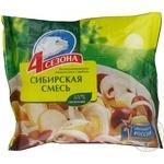 Суміш сибірська 4 Сезона 400г