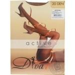 Колготки Diva Актив 20 5 Натурель