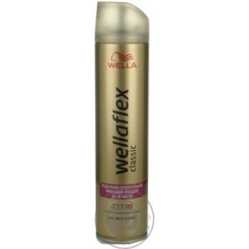 Лак для волос Wellaflex Классик суперсильная фиксация 250мл - купить, цены на ЕКО Маркет - фото 8