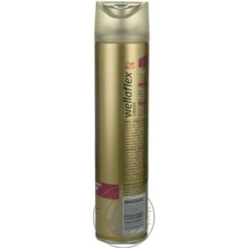 Лак для волос Wellaflex Классик суперсильная фиксация 250мл - купить, цены на ЕКО Маркет - фото 7