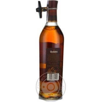 Виски Glenfiddich 15 y.o. в тубусе 0,7л - купить, цены на Novus - фото 2