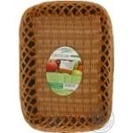 Basket Kesper wattled plastic China