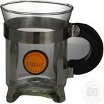 Стакан кавовий Чайна країна Класика срібна 04-4090 2шт 200мл