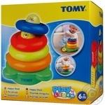 Іграшка Кумедна пірамідка Tomy 6634