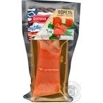 Flotyliya Trout Fillet-piece Cold-smoked Vacuum Packing 130g