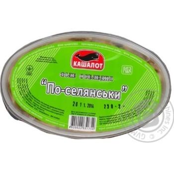 Филе сельдь Кашалот по-деревенски 300г