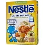 Каша Nestle гречневая гипоаллергенная 200г