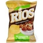 Чипсы Риос картофель грибы 80г