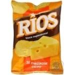 Чипсы Риос картофель со вкусом сыра 80г