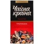 Tea Chaina kraina Tropicana black 100g