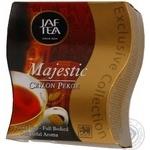 Чай JAF TEA чорний Majestic Ceylon Pekoe 100г