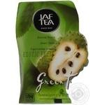 Чай зелений середньолистовий Exotic Fruit саусеп Jaftea 100г