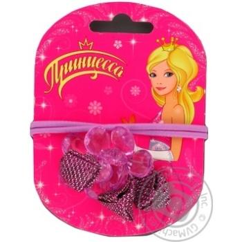 Резинка Принцесса для волос Китай