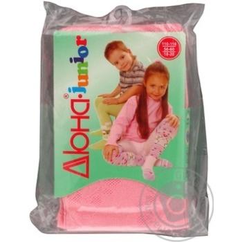 Duna White Children's Tights 110-116s - buy, prices for Furshet - image 2
