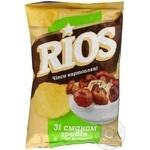 Чипсы Риос со вкусом сметаны 130г