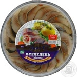 Fish herring Briz-t Matie spicy salted 200g