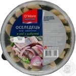 Fish herring O'more with onion pickled 180g