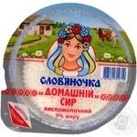 Slovyanochka Homemade Cottage Cheese
